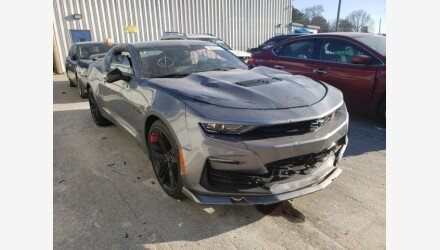 2020 Chevrolet Camaro for sale 101493016