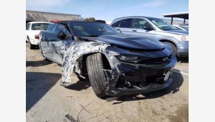 2020 Chevrolet Camaro SS Convertible w/ 2SS for sale 101493063