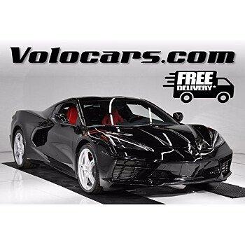 2020 Chevrolet Corvette Stingray Coupe w/ 1LT for sale 101401644