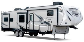 2020 Coachmen Chaparral 370FL specifications
