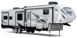 2020 Coachmen Chaparral 381RD specifications