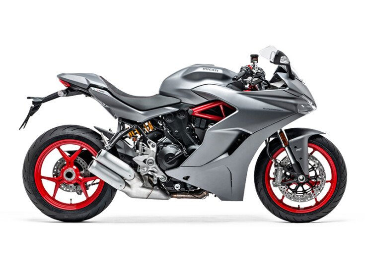 2020 Ducati Supersport 750 Base specifications
