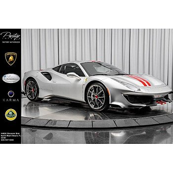 2020 Ferrari 488 Pista Coupe for sale 101385519