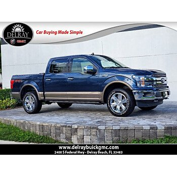 2020 Ford F150 for sale 101611358