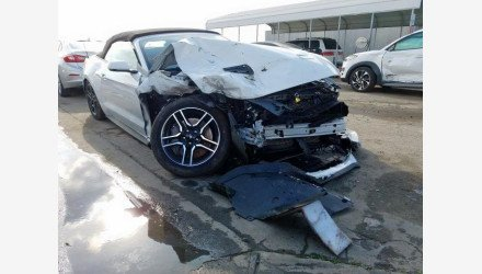 2020 Ford Mustang for sale 101274408