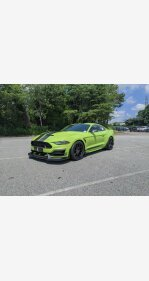 2020 Ford Mustang for sale 101347883