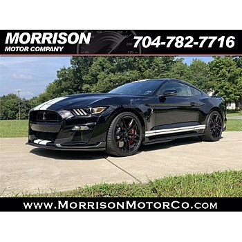 2020 Ford Mustang Shelby GT500 Coupe for sale 101366180