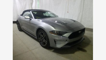2020 Ford Mustang for sale 101377381