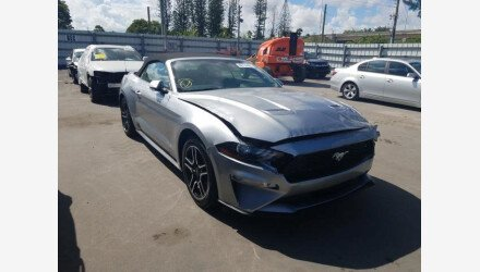 2020 Ford Mustang for sale 101381425