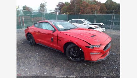 2020 Ford Mustang GT Coupe for sale 101436968