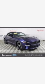 2020 Ford Mustang for sale 101442518