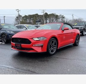 2020 Ford Mustang for sale 101457463