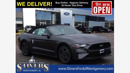 2020 Ford Mustang for sale 101459660