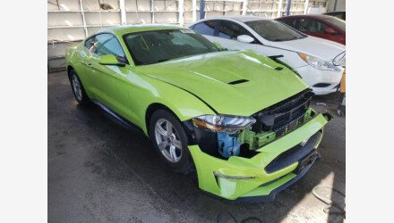 2020 Ford Mustang Coupe for sale 101490439