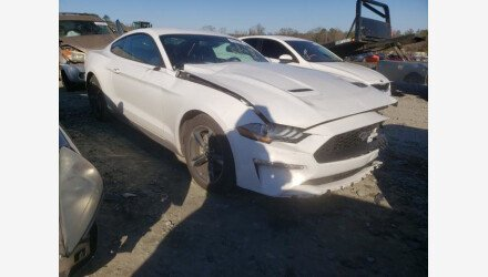 2020 Ford Mustang Coupe for sale 101503238