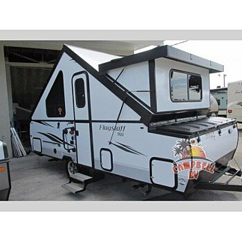 2020 Forest River Flagstaff Hard Side High Wall Series 21DMHW for sale 300243698