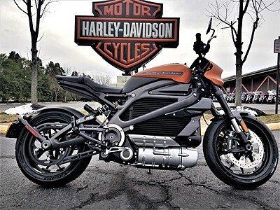 2020 Harley-Davidson Livewire for sale 200859507