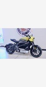 2020 Harley-Davidson Livewire for sale 200867993