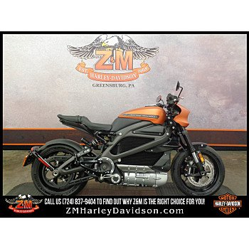 2020 Harley-Davidson Livewire for sale 200881184
