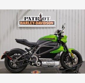 2020 Harley-Davidson Livewire for sale 200892895