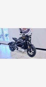 2020 Harley-Davidson Livewire for sale 200940803