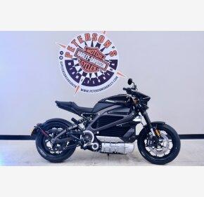 2020 Harley-Davidson Livewire for sale 200940817