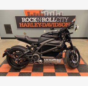 2020 Harley-Davidson Livewire for sale 200968156