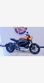 2020 Harley-Davidson Livewire for sale 201045518