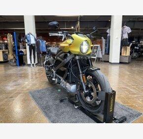 2020 Harley-Davidson Livewire for sale 201048527