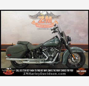 2020 Harley-Davidson Softail Heritage Classic 114 for sale 200794314