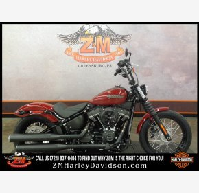 2020 Harley-Davidson Softail Street Bob for sale 200796453