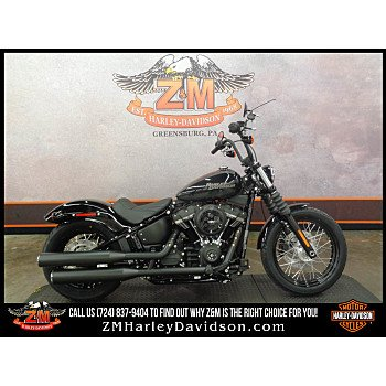 2020 Harley-Davidson Softail Street Bob for sale 200800139