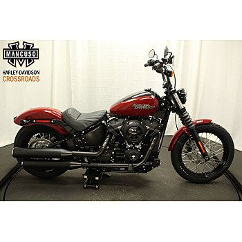 2020 Harley-Davidson Softail Street Bob for sale 200806912