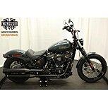 2020 Harley-Davidson Softail Street Bob for sale 200807420