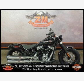 2020 Harley-Davidson Softail for sale 200818011
