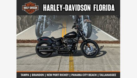 2020 Harley-Davidson Softail Street Bob for sale 200818521
