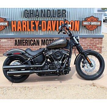 2020 Harley-Davidson Softail Street Bob for sale 200848697