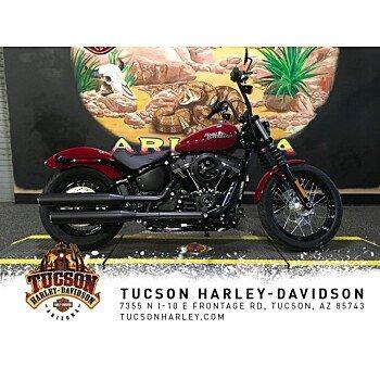 2020 Harley-Davidson Softail Street Bob for sale 200901170