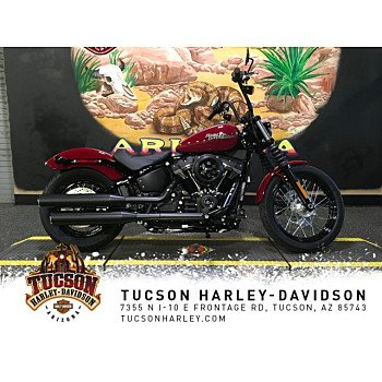 2020 Harley-Davidson Softail Street Bob for sale 200901677