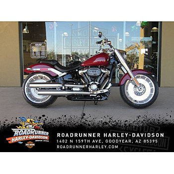 2020 Harley-Davidson Softail Fat Boy 114 for sale 200901779