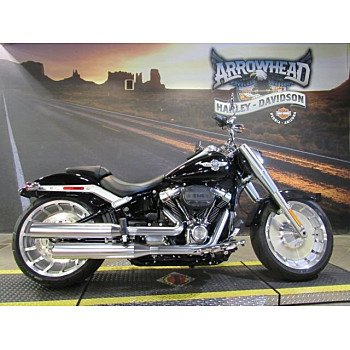 2020 Harley-Davidson Softail for sale 200902192