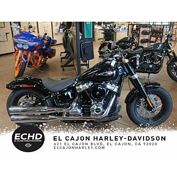2020 Harley-Davidson Softail Slim for sale 200916578