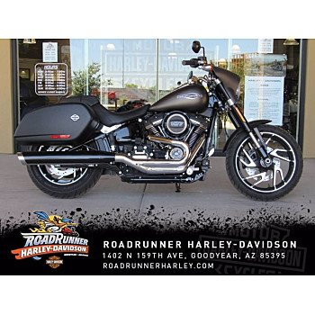 2020 Harley-Davidson Softail Sport Glide for sale 200930726