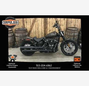 2020 Harley-Davidson Softail Street Bob for sale 200939141