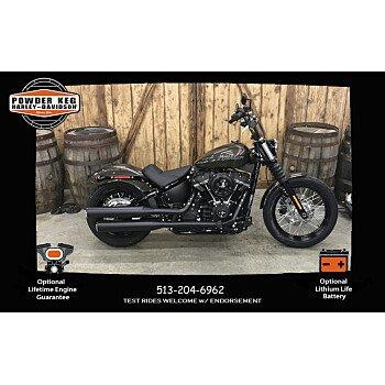 2020 Harley-Davidson Softail Street Bob for sale 200939141