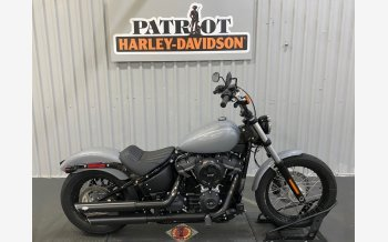 2020 Harley-Davidson Softail Street Bob for sale 200983042