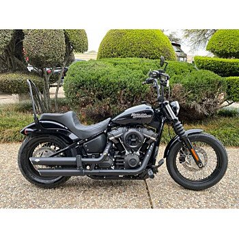 2020 Harley-Davidson Softail Street Bob for sale 201021016