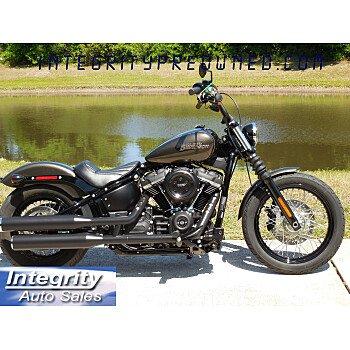 2020 Harley-Davidson Softail Street Bob for sale 201074045