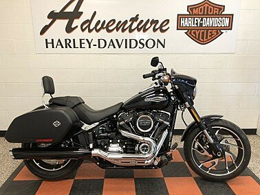 2020 Harley-Davidson Softail Sport Glide for sale 201077820