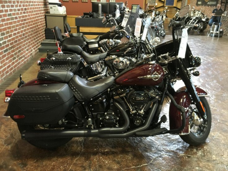 2020 Harley-Davidson Softail Heritage Classic 114 for sale 201155612